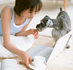 趣味を楽しむ家 ペットと暮らす家