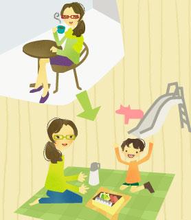 共働きで収入を増やすより 子どもとの時間を大切に