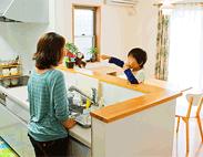 ローン返済額「月9万円台」で新築一戸建て購入 買った家・暮らし、大公開。