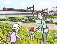 阪急宝塚線エリアの暮らし 2012