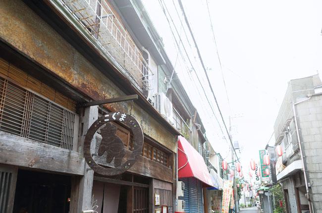 空き店舗活性化に取り組む「鳩の街通り商店街」