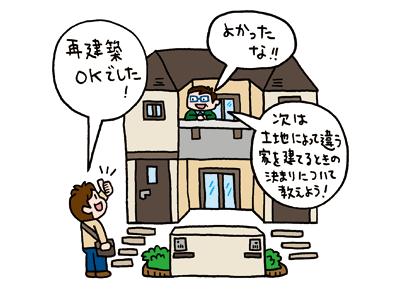 再建築OK!次回は家を建てるときの決まりを学ぼう