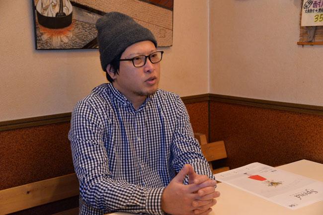 「辻堂LOVERS」の代表・藤田さん
