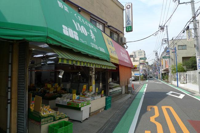 二子玉川商店街