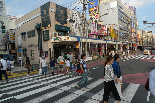 大井銀座商店街