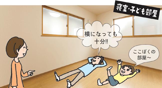 寝室・子ども部屋