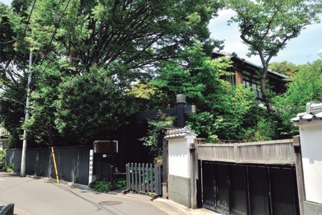 小松菜屋敷、新小岩香取神社