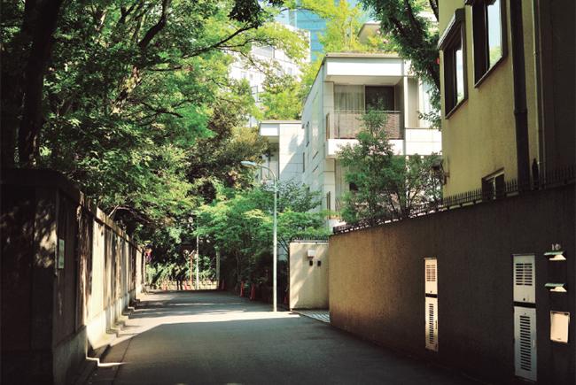 赤坂氷川町