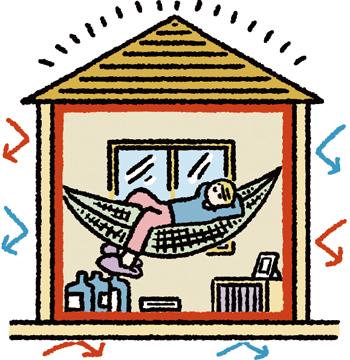 高断熱の家のメリット