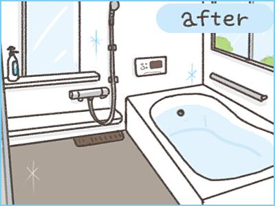 「リフォーム お風呂 イラスト」の画像検索結果