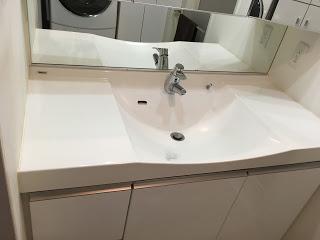 洗面 台 交換