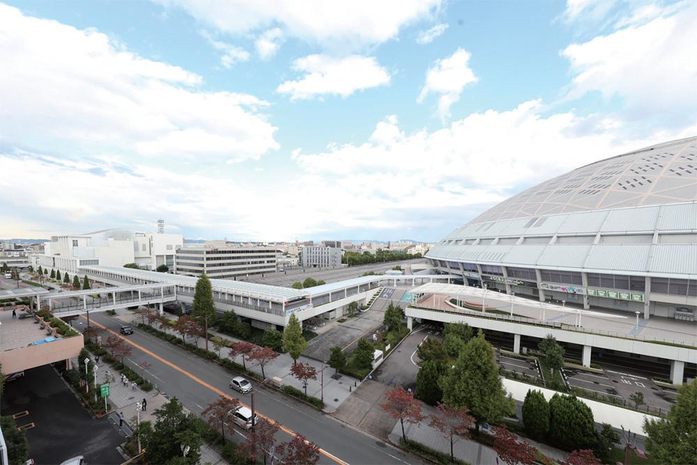 大曽根駅はナゴヤドームが近い