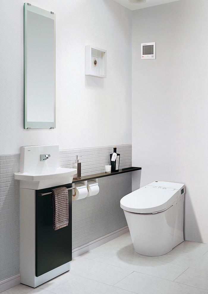 トイレの換気扇の例