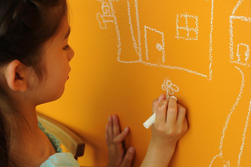 子供部屋インテリア壁紙