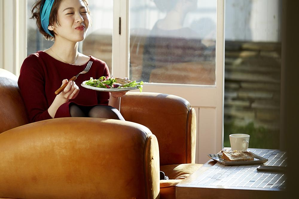 少人数で、食事の場でそのままくつろぎたいなら「必要な部屋数+DK」