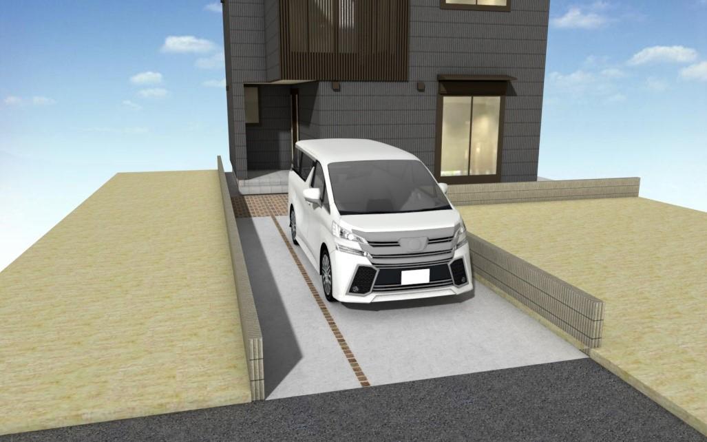 旗竿地の駐車場づくりの際のポイント