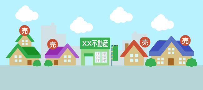 地元での売却実績が多い不動産会社