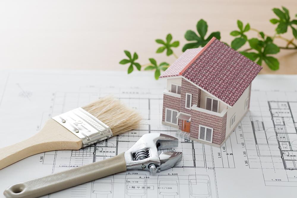 建売住宅でもリフォームや改築等は可能