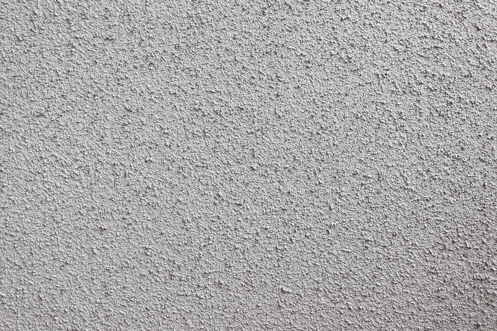 リシン仕上げの外壁の写真