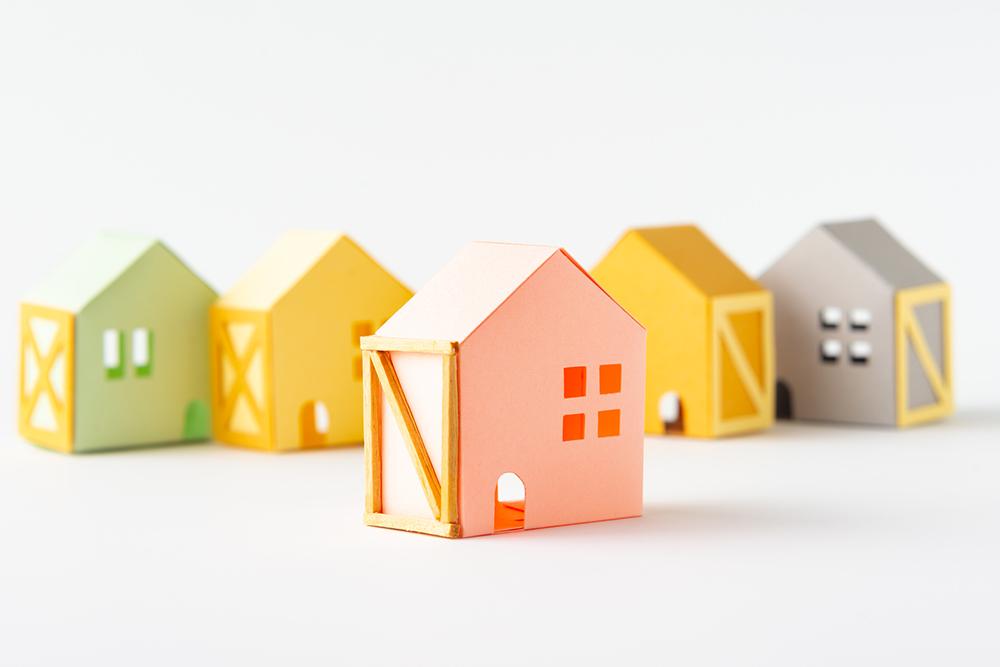 耐震補強の住居イメージ