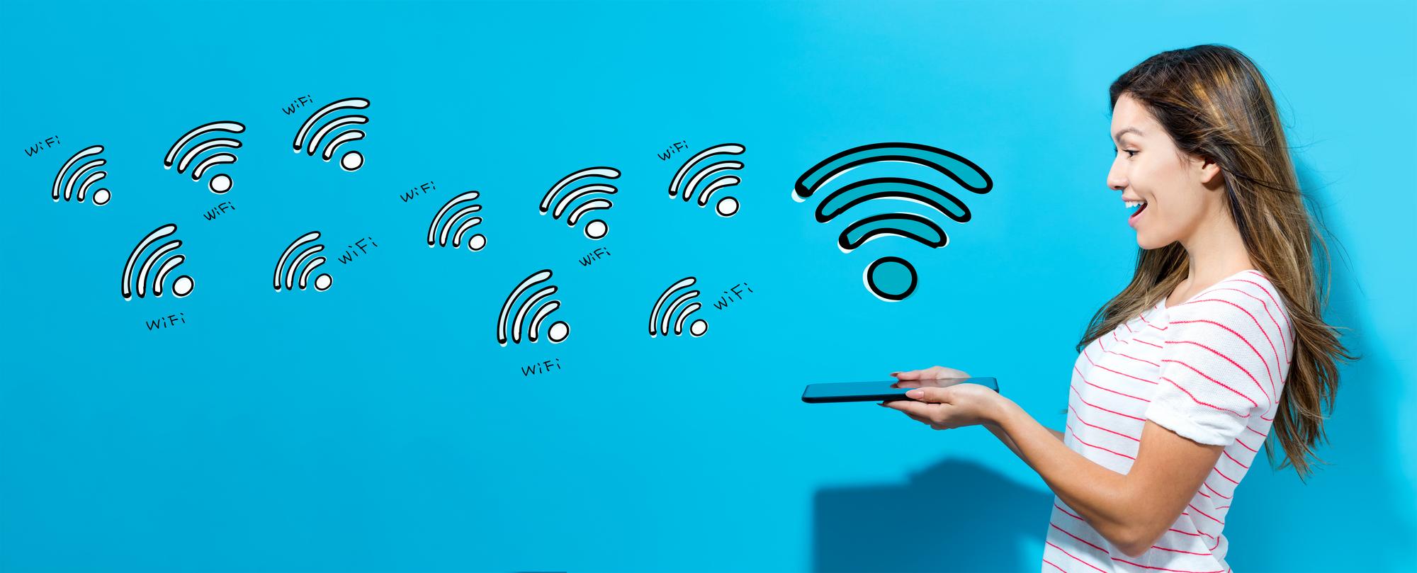 Wi-Fiのイメージ画像