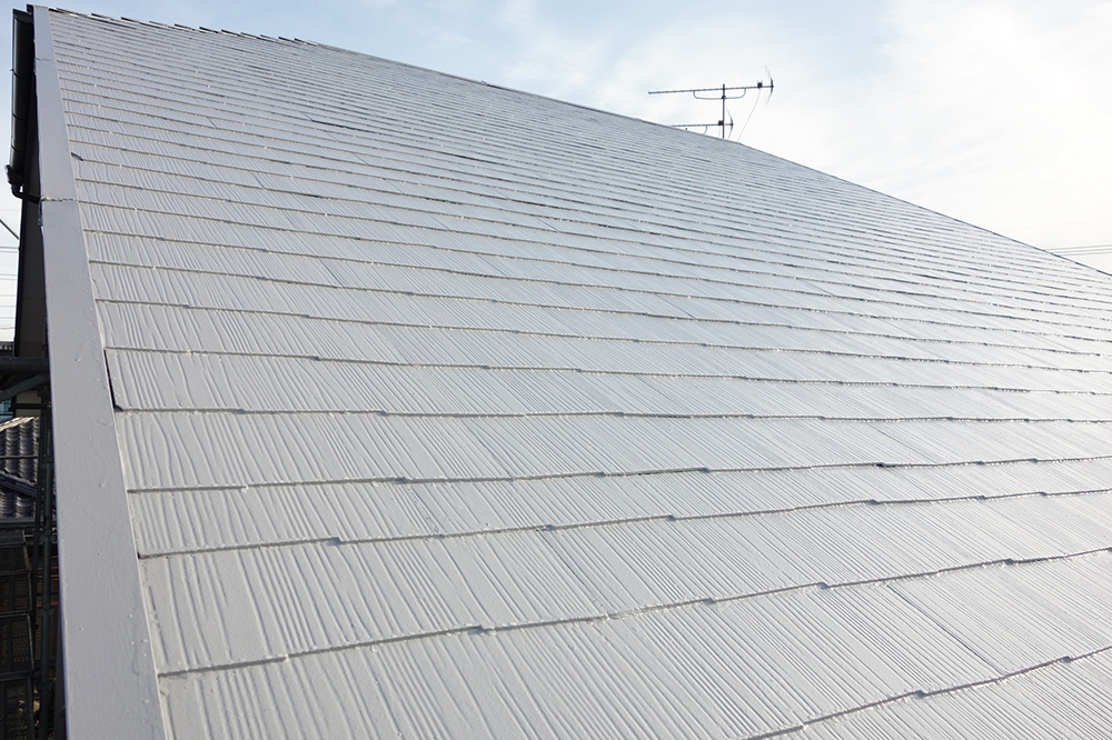 コロニアルの屋根のイメージ