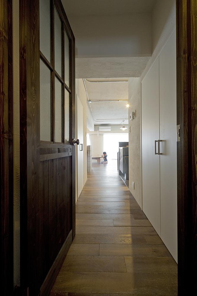 廊下リフォームのイメージ