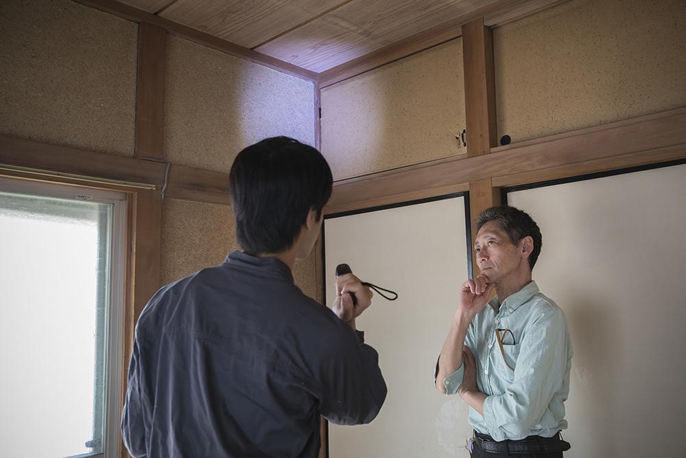 和室を洋室にリフォームするイメージ