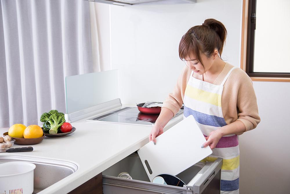 キッチンリフォームのイメージ