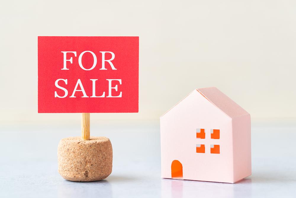 家を売却するイメージ