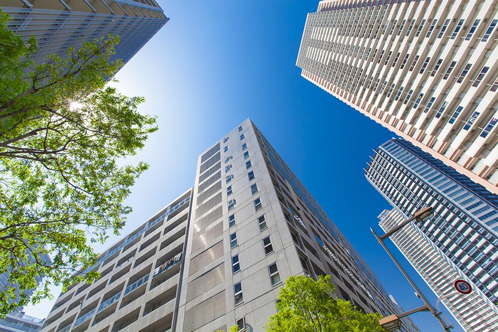 タワーマンションは階層で固定資産税の額が変わる