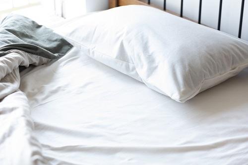 ベッドカバーのイメージ写真