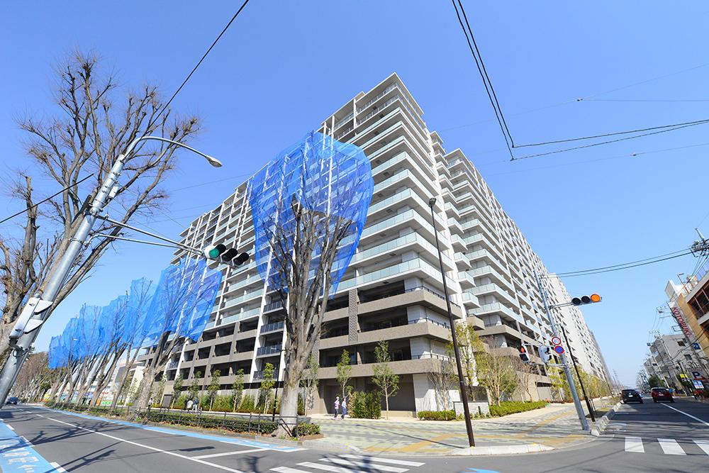 さいたま新都心駅から徒歩9分のSHINTO CITY