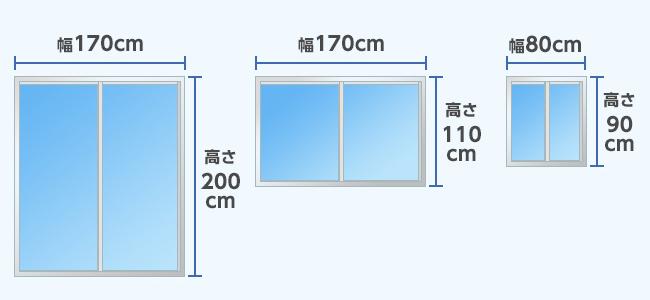 窓リフォームの参考費用と施工時間の目安