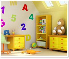 一戸建てなら子ども部屋を与えやすい