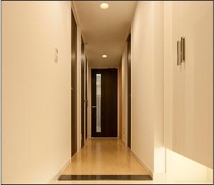 LED照明を室内にあらかじめ設置する住宅も増えてきた(画像提供/パナソニック電工)