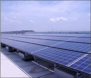 マンションでも太陽光発電を採用する物件が登場している