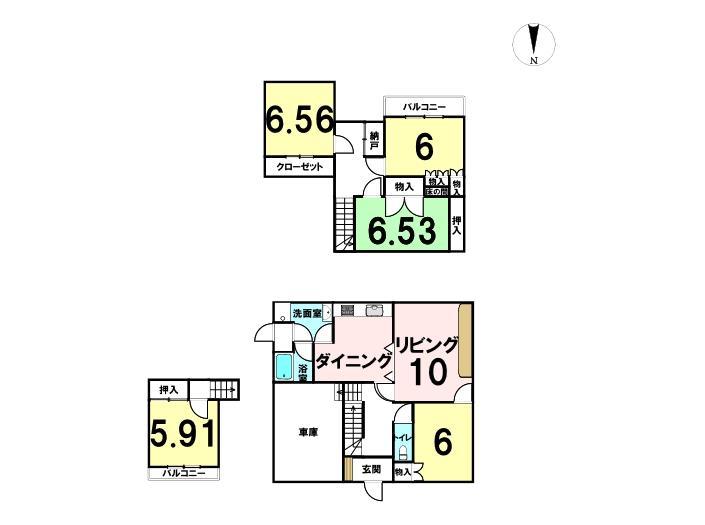 美芳町2(北見駅) 720万円