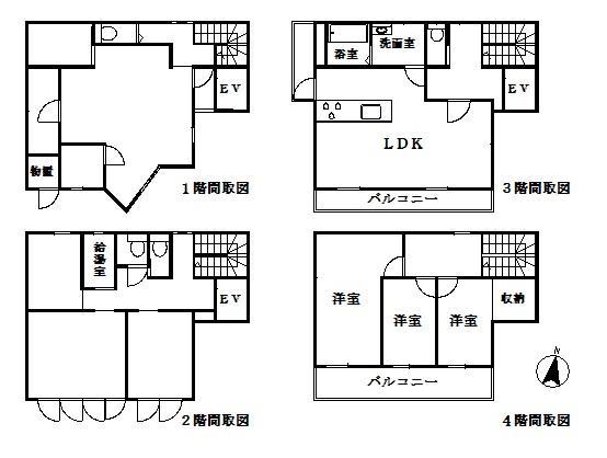 国分町3(勾当台公園駅) 1億6980万円