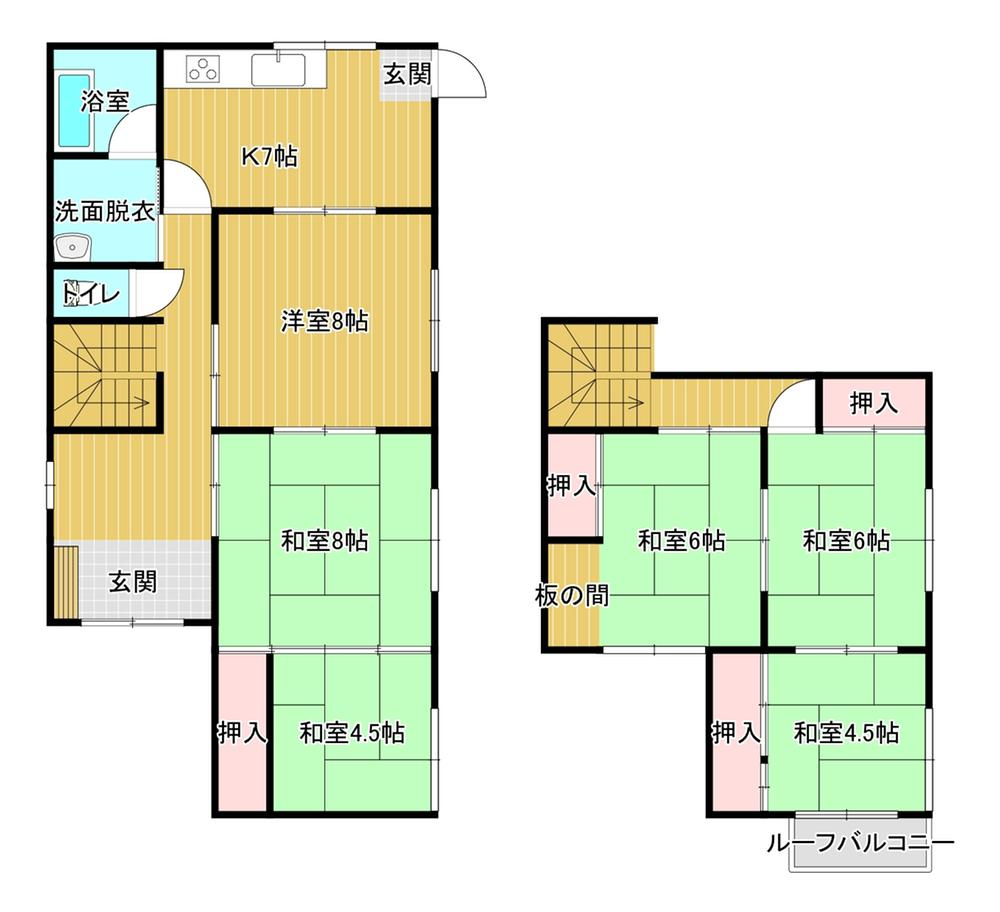 大ケ口2(大槌駅) 700万円