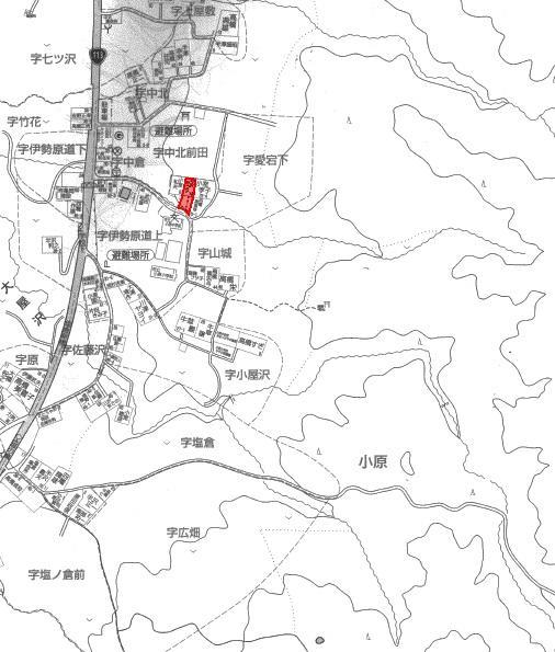 小原字愛宕下(越河駅) 1180万円
