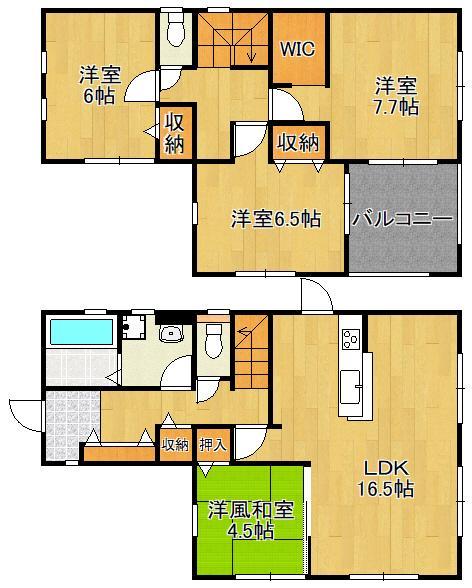 竹末1(森下駅) 2948万円