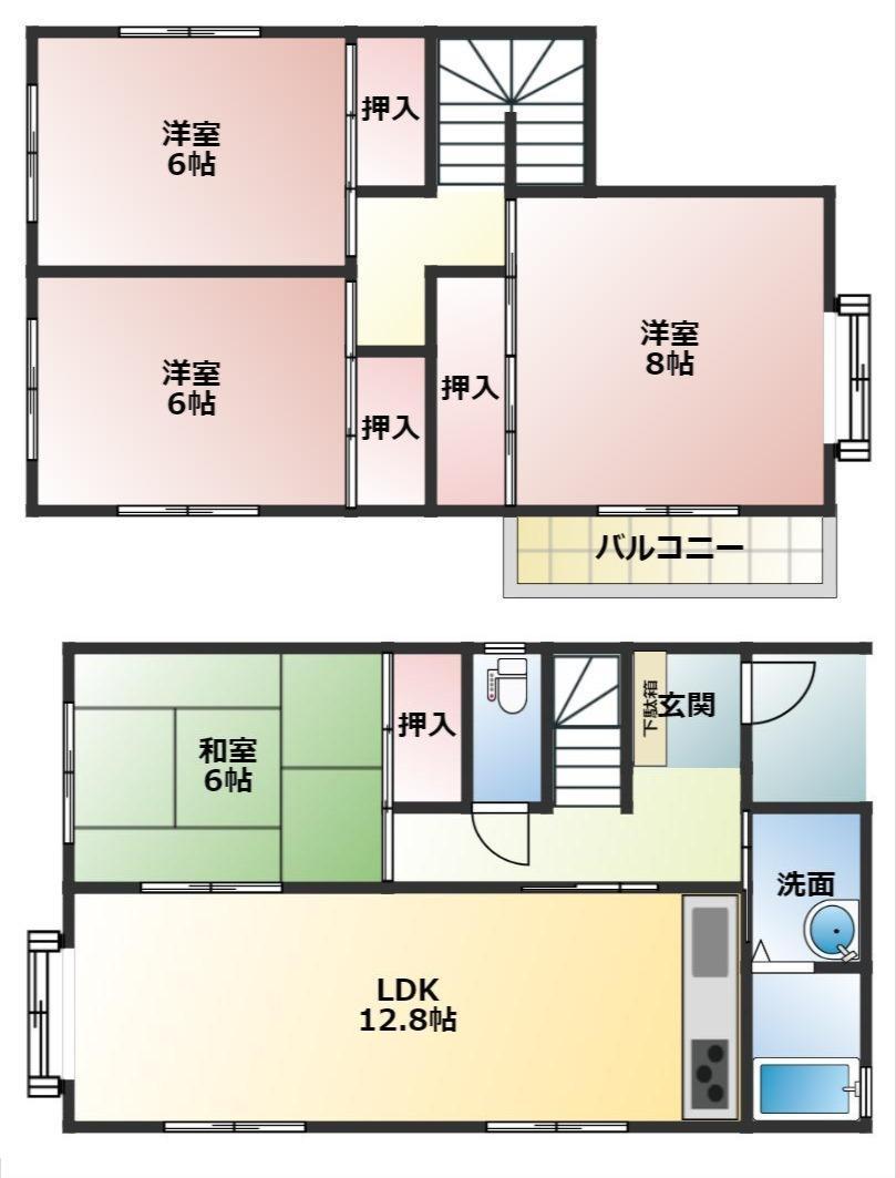 下大塚(群馬藤岡駅) 1000万円