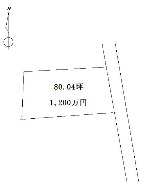大字宝積寺(宝積寺駅) 1200万円