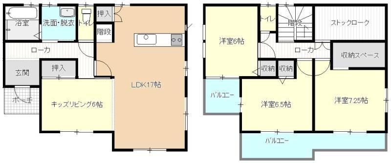 下浜田町(細谷駅) 2140万円