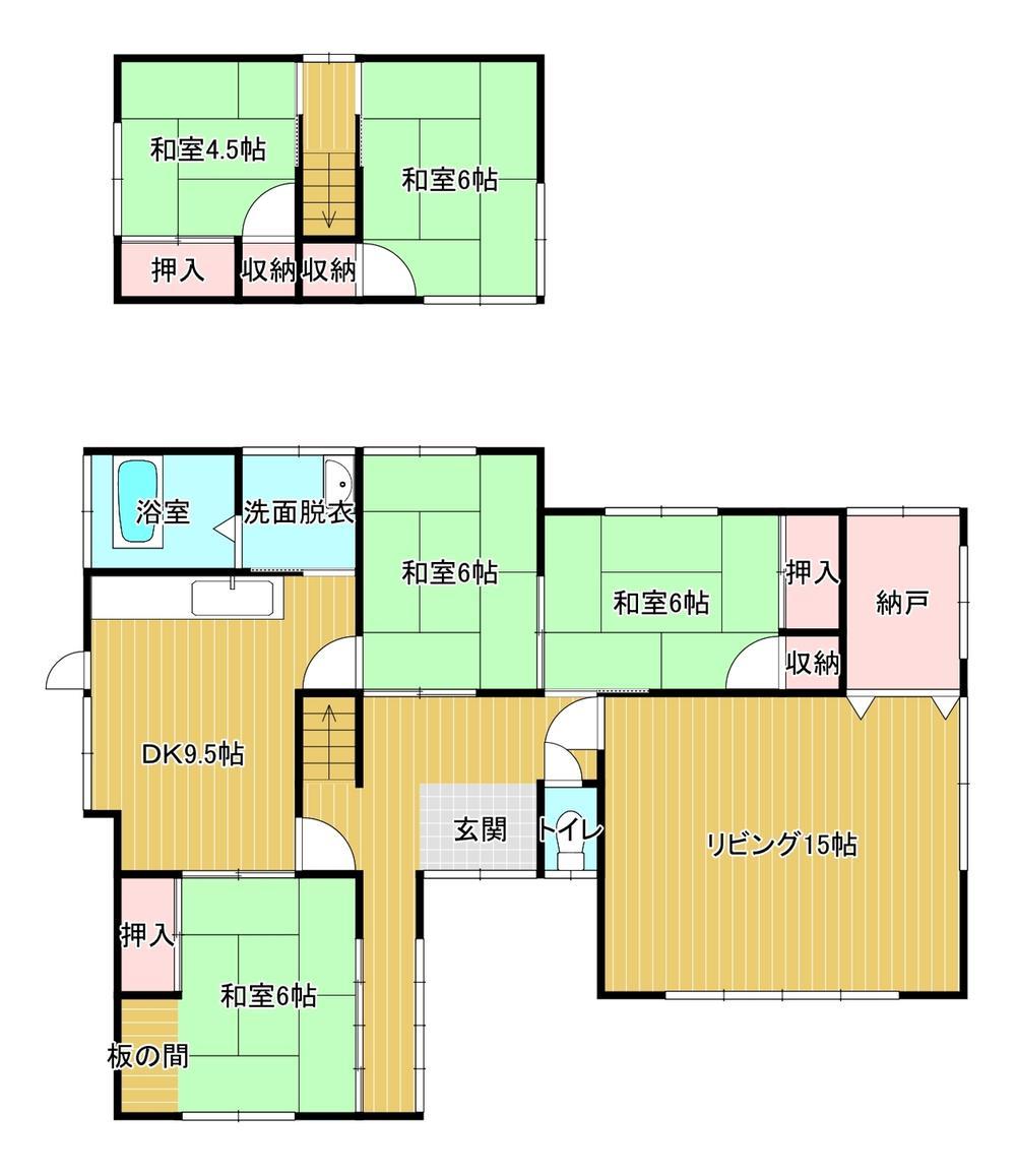 吉田東4(東水巻駅) 980万円