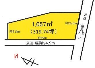 安房(新鉾田駅) 3200万円
