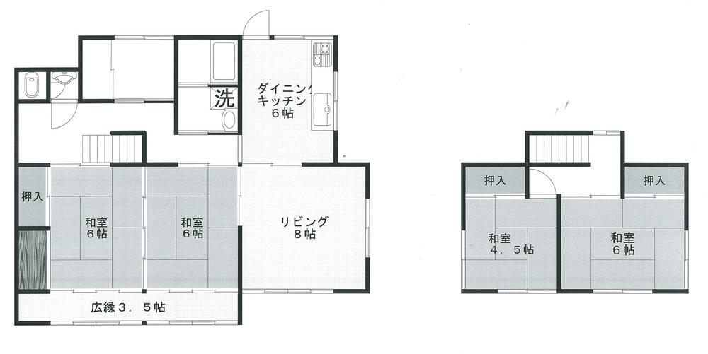 大平町横堀(栃木駅) 800万円