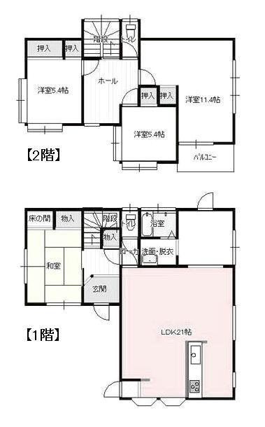 船頭給(上総一ノ宮駅) 1490万円