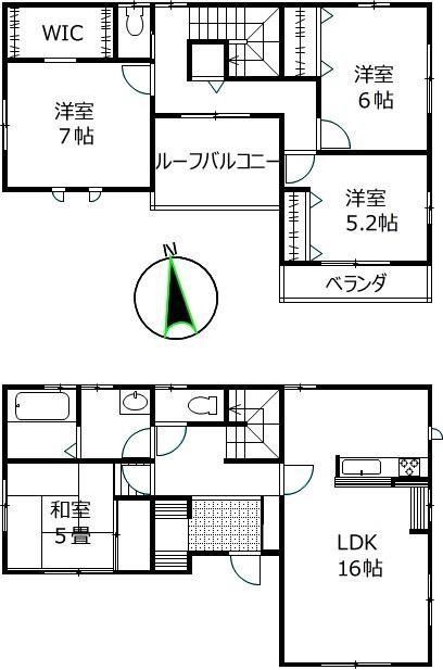 小山市横倉新田